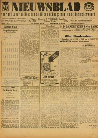 Nieuwsblad het land van Heusden en Altena de Langstraat en de Bommelerwaard 1927-05-20