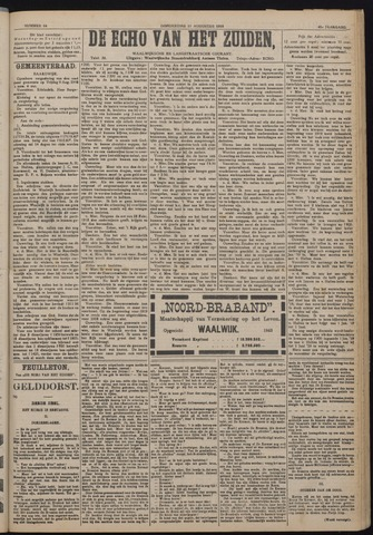 Echo van het Zuiden 1918-08-15