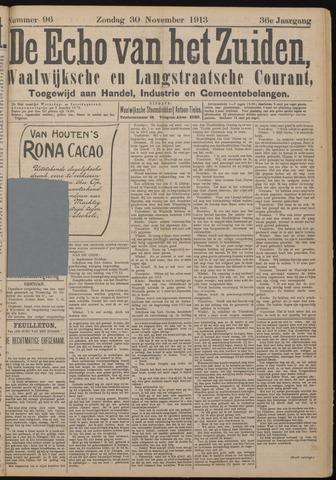 Echo van het Zuiden 1913-11-30