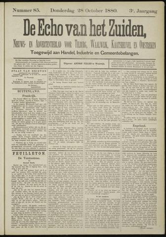 Echo van het Zuiden 1880-10-28