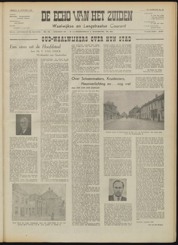 Echo van het Zuiden 1953-08-14