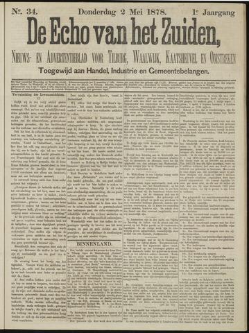 Echo van het Zuiden 1878-05-02