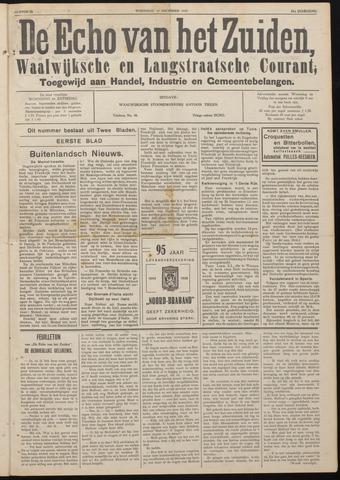 Echo van het Zuiden 1938-12-14