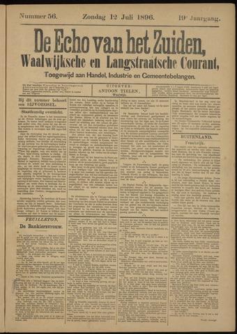 Echo van het Zuiden 1896-07-12