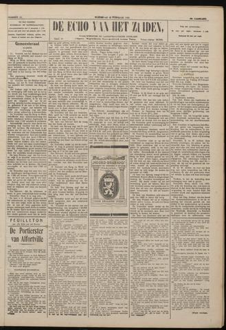 Echo van het Zuiden 1922-02-15