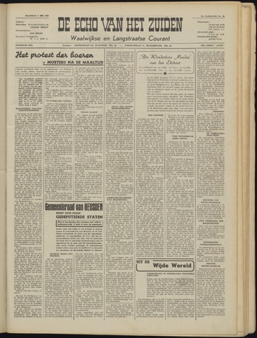 Echo van het Zuiden 1949-05-02