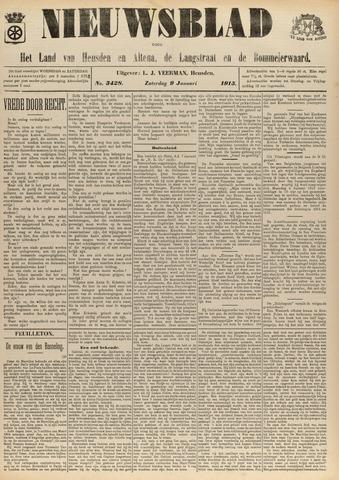 Nieuwsblad het land van Heusden en Altena de Langstraat en de Bommelerwaard 1915-01-09