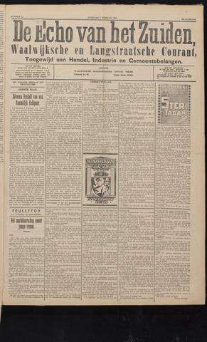 Echo van het Zuiden 1926-02-06