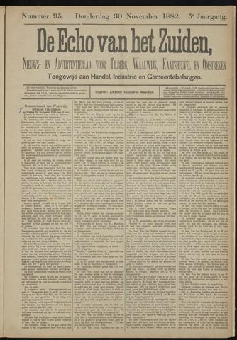 Echo van het Zuiden 1882-11-30