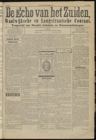 Echo van het Zuiden 1924-09-06