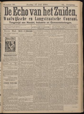 Echo van het Zuiden 1902-07-27