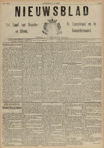 Nieuwsblad het land van Heusden en Altena de Langstraat en de Bommelerwaard 1892-05-28