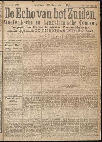 Echo van het Zuiden 1906-12-20