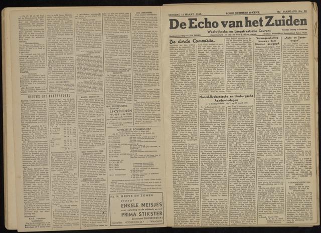 Echo van het Zuiden 1947-03-11