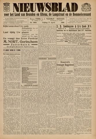 Nieuwsblad het land van Heusden en Altena de Langstraat en de Bommelerwaard 1936-04-17