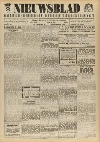 Nieuwsblad het land van Heusden en Altena de Langstraat en de Bommelerwaard 1928-05-04