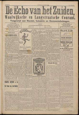 Echo van het Zuiden 1926-10-30