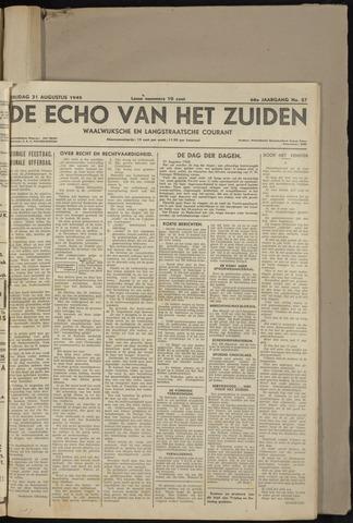 Echo van het Zuiden 1945-08-31