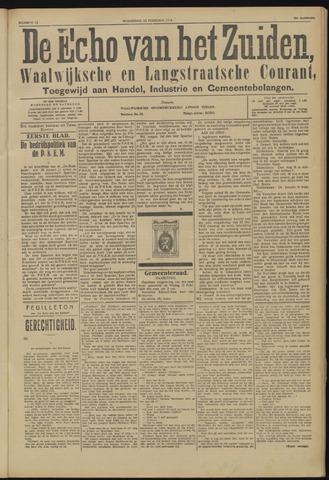 Echo van het Zuiden 1924-02-20