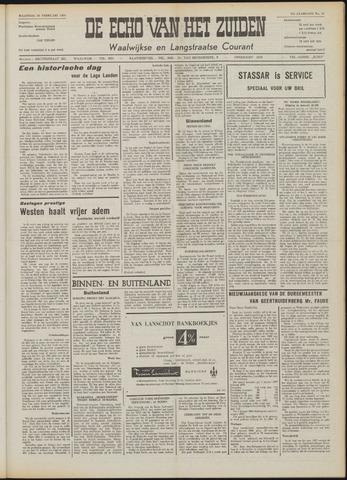 Echo van het Zuiden 1958-02-10