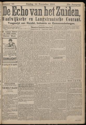 Echo van het Zuiden 1912-11-24