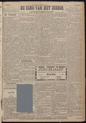Echo van het Zuiden 1918-09-19