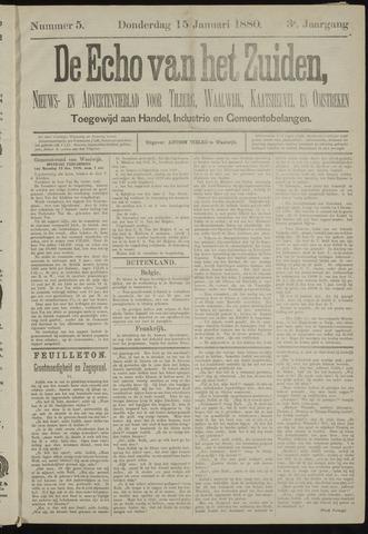 Echo van het Zuiden 1880-01-15
