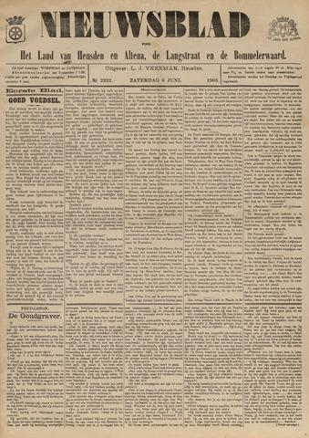 Nieuwsblad het land van Heusden en Altena de Langstraat en de Bommelerwaard 1903-06-06
