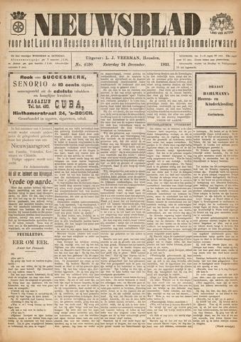 Nieuwsblad het land van Heusden en Altena de Langstraat en de Bommelerwaard 1921-12-24