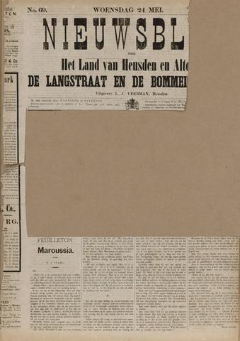 Nieuwsblad het land van Heusden en Altena de Langstraat en de Bommelerwaard 1882-05-24
