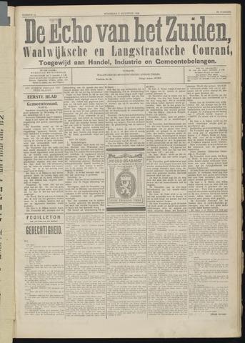 Echo van het Zuiden 1924-08-02