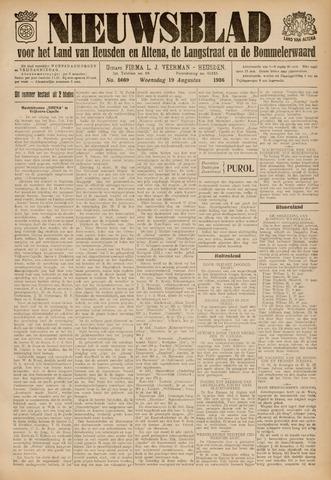 Nieuwsblad het land van Heusden en Altena de Langstraat en de Bommelerwaard 1936-08-19