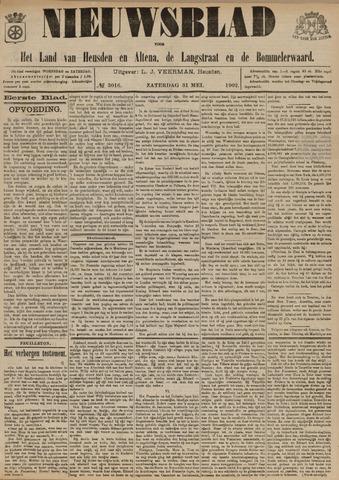 Nieuwsblad het land van Heusden en Altena de Langstraat en de Bommelerwaard 1902-05-31