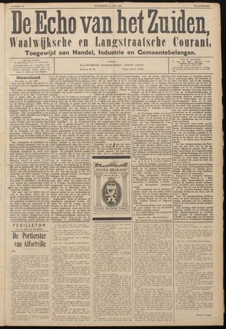 Echo van het Zuiden 1922-06-21