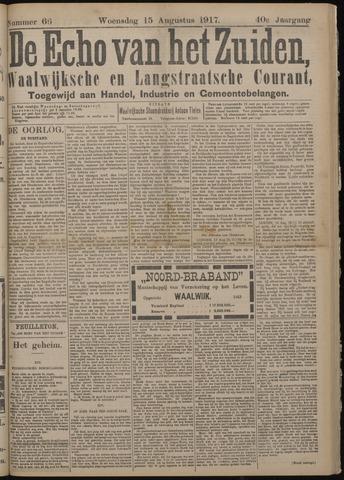 Echo van het Zuiden 1917-08-16