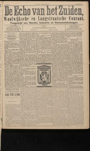 Echo van het Zuiden 1927-09-14