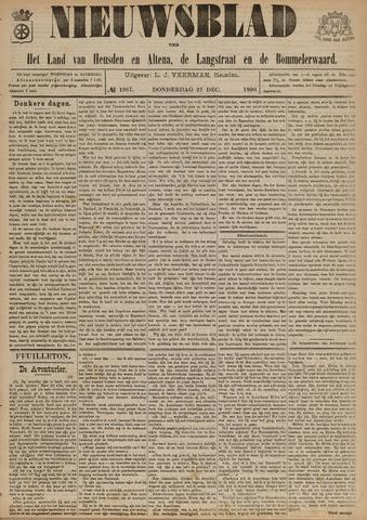 Nieuwsblad het land van Heusden en Altena de Langstraat en de Bommelerwaard 1900-12-27