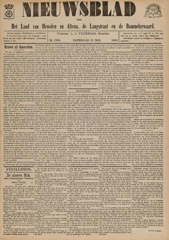 Nieuwsblad het land van Heusden en Altena de Langstraat en de Bommelerwaard 1900-05-12