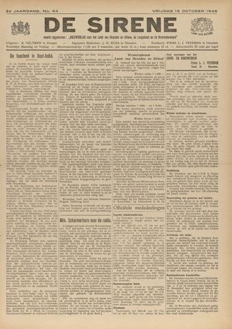 De Sirene 1945-10-19
