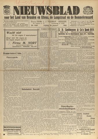 Nieuwsblad het land van Heusden en Altena de Langstraat en de Bommelerwaard 1941-01-24
