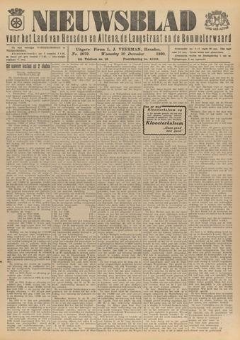Nieuwsblad het land van Heusden en Altena de Langstraat en de Bommelerwaard 1930-12-10