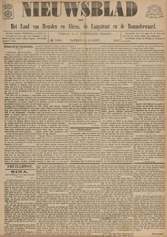 Nieuwsblad het land van Heusden en Altena de Langstraat en de Bommelerwaard 1897-09-11