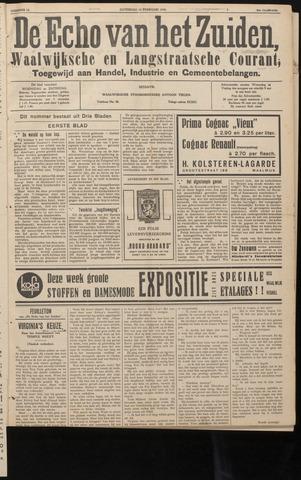 Echo van het Zuiden 1938-02-19
