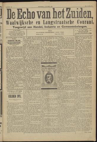 Echo van het Zuiden 1923-10-03