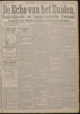 Echo van het Zuiden 1909-10-28