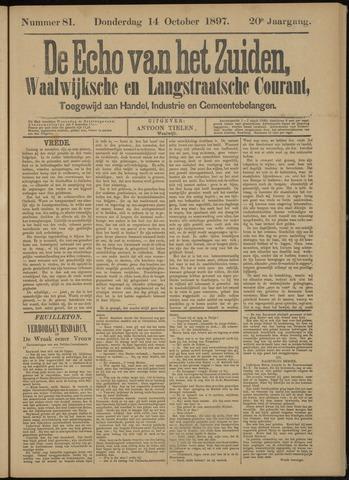 Echo van het Zuiden 1897-10-17