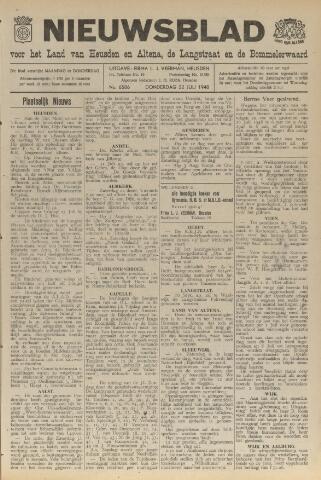 Nieuwsblad het land van Heusden en Altena de Langstraat en de Bommelerwaard 1948-07-22