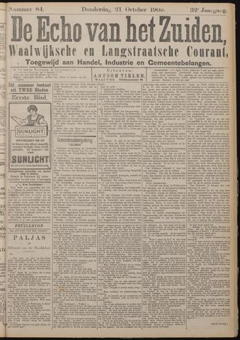 Echo van het Zuiden 1909-10-21