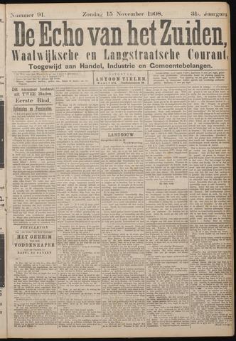 Echo van het Zuiden 1908-11-15