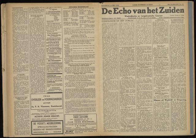 Echo van het Zuiden 1946-05-28